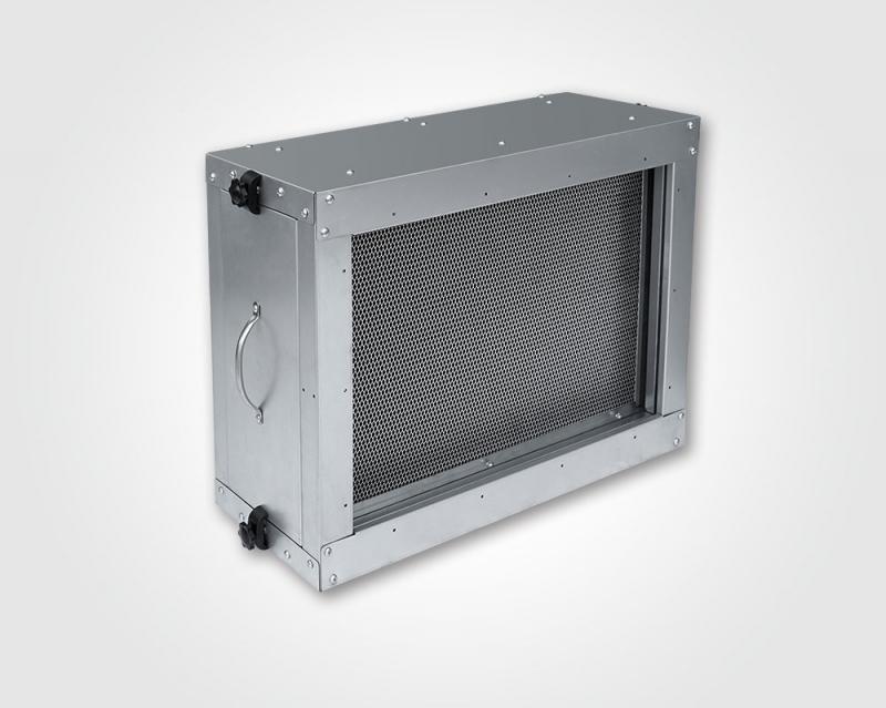 空调风柜过滤箱