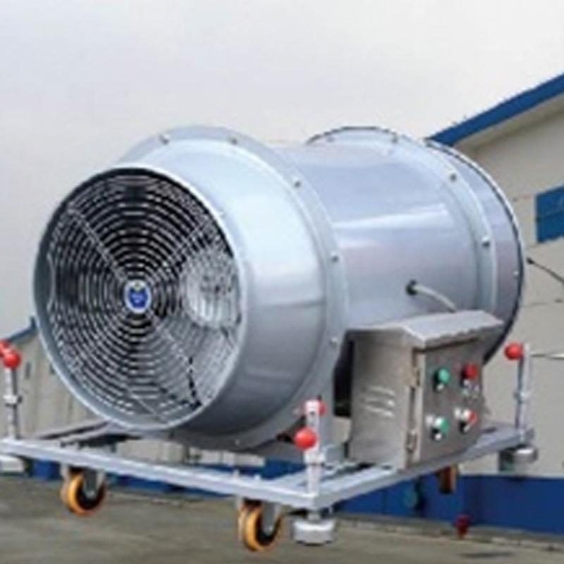 SWF-I/II/III 移动式耐高温混流式通优德88官方线上平台