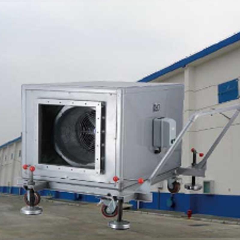 HLF-6 耐高温低噪音柜式混流优德88官方线上平台